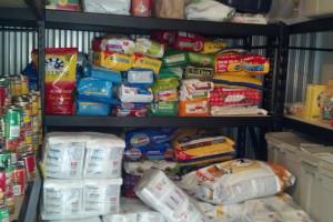 pet food drive for seniors non-profit